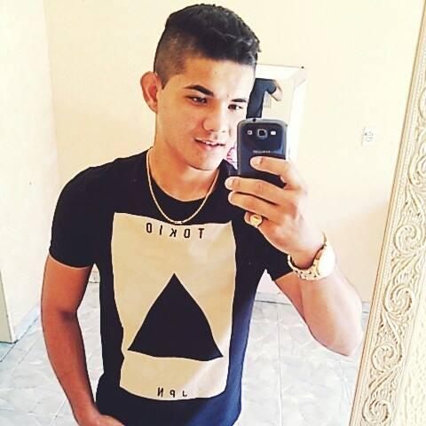 Bruno Souza, 19 anos