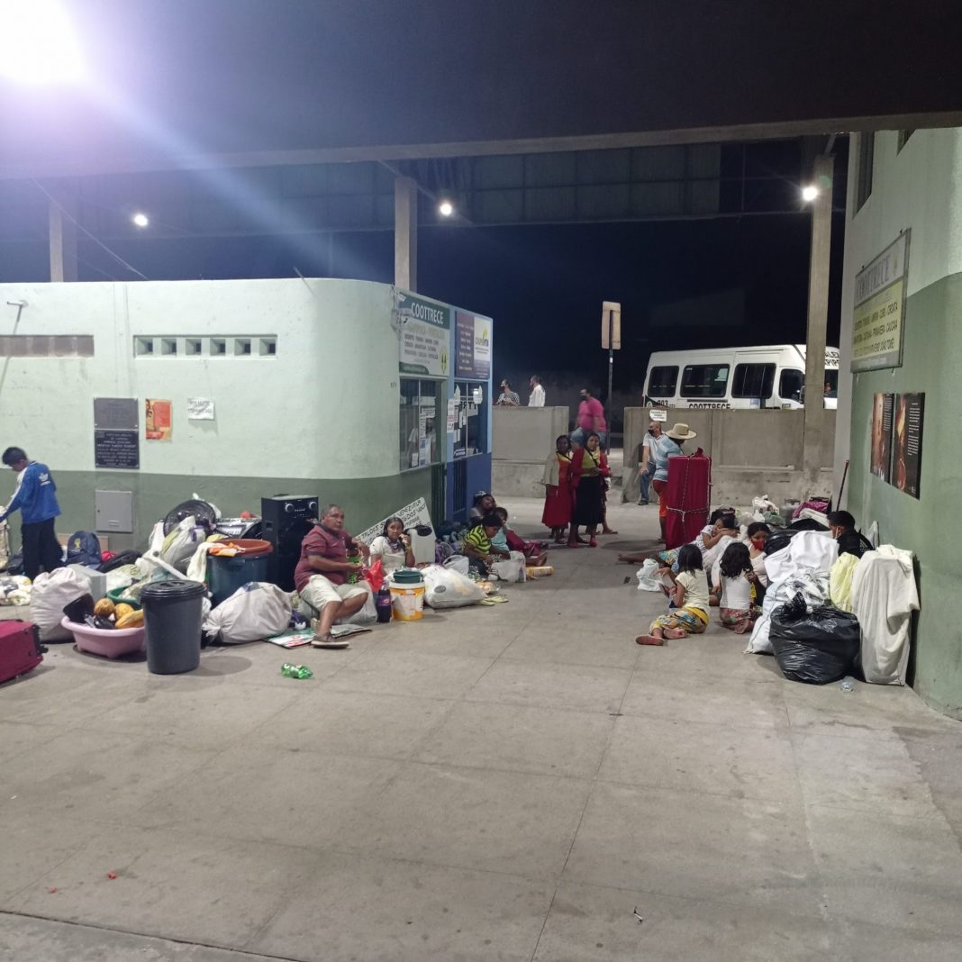 Imigrantes venezuelanos em Itapipoca